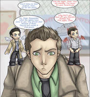 SPN: Dichotomy of Pie by Twilight-Deviant