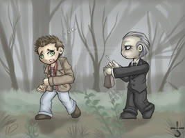 SPN: Now With More Cowbell by Twilight-Deviant