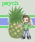 Psych: Shawn Spencer
