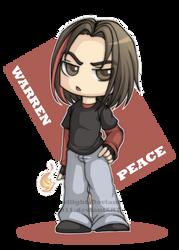 SH: Warren Peace