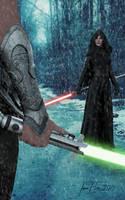 Jedi vs. Sith by ThreeElves