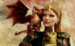 The Girl with the Dragon