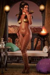 Dejah Thoris - Princess of Mars