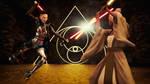 Jedi vs Sith 2 by ThreeElves
