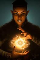 Elven Sorceress 2