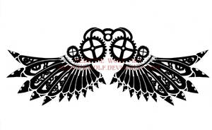 Iron Wings by IkaikaDesign