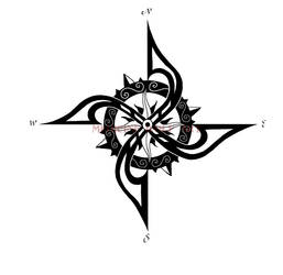 Compass by IkaikaDesign