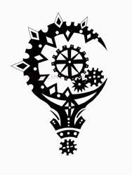 Steam Crest by IkaikaDesign