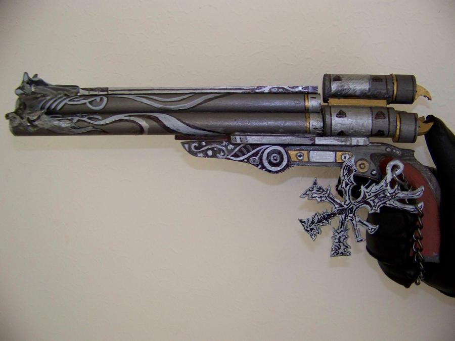 Fantasy handguns