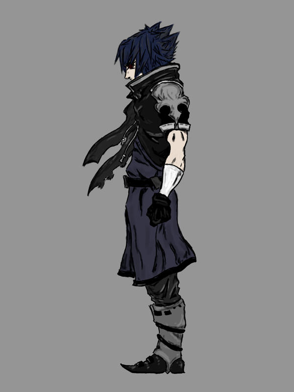 KH FV Prince Noctis By DevilWillPay10 On DeviantArt
