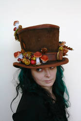 Fairy Top hat by RobynGoodfellow