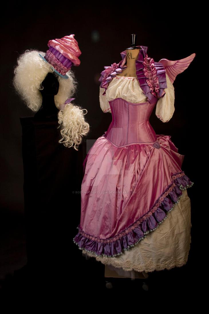 Oh La La costume by RobynGoodfellow