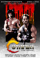 Contra: the Movie by Nether83