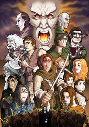 Wheel of Time by Nether83