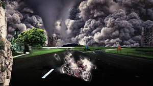 2012 End of the World (Photomanipulation)