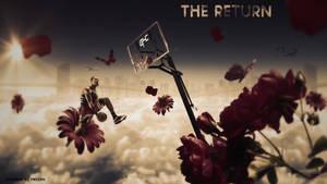 Derrick Roses Return - GFX4Cancer Entry