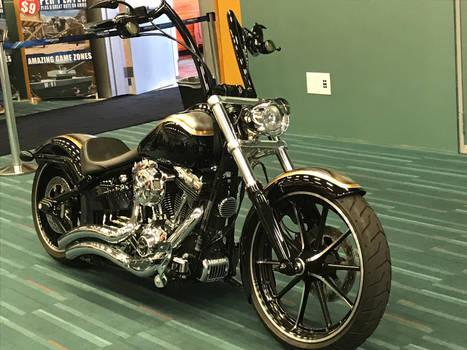 2014 Harley Davidson Softail Breakout FXSB