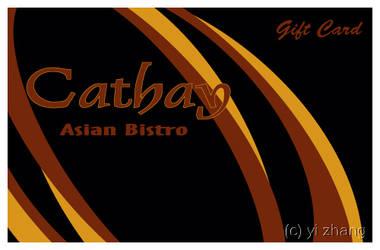 CathayAsianBistro_GiftCard by y-i-z