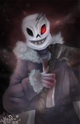02042019|Horrortale - Sans