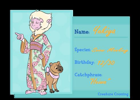 CC- Yukiya