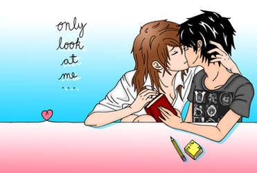 You're Mine by AlchemyOtaku17