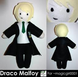 Draco Malfoy -sold-