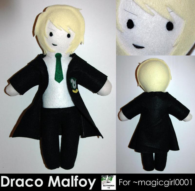 Draco Malfoy -sold- by AlchemyOtaku17