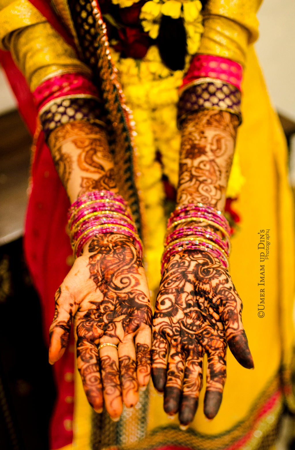 Day 203: Mehndi by umerr2000