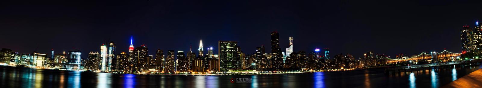 New York City by umerr2000