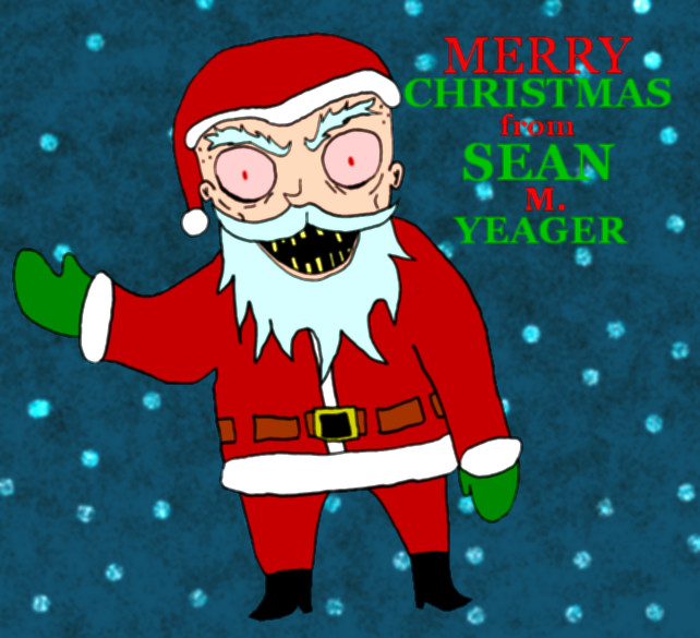 Merry Christmas. by Sean-M-Yeager