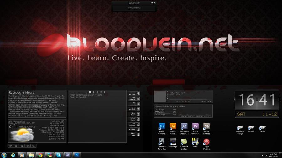 Bloodveintoo's Profile Picture