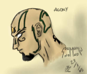 The Human Equation - Agony