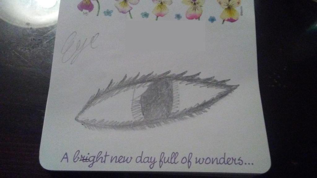 Eye by UnleashaWinterStorm