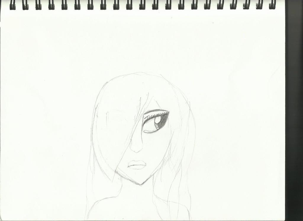 Random Sketch by UnleashaWinterStorm