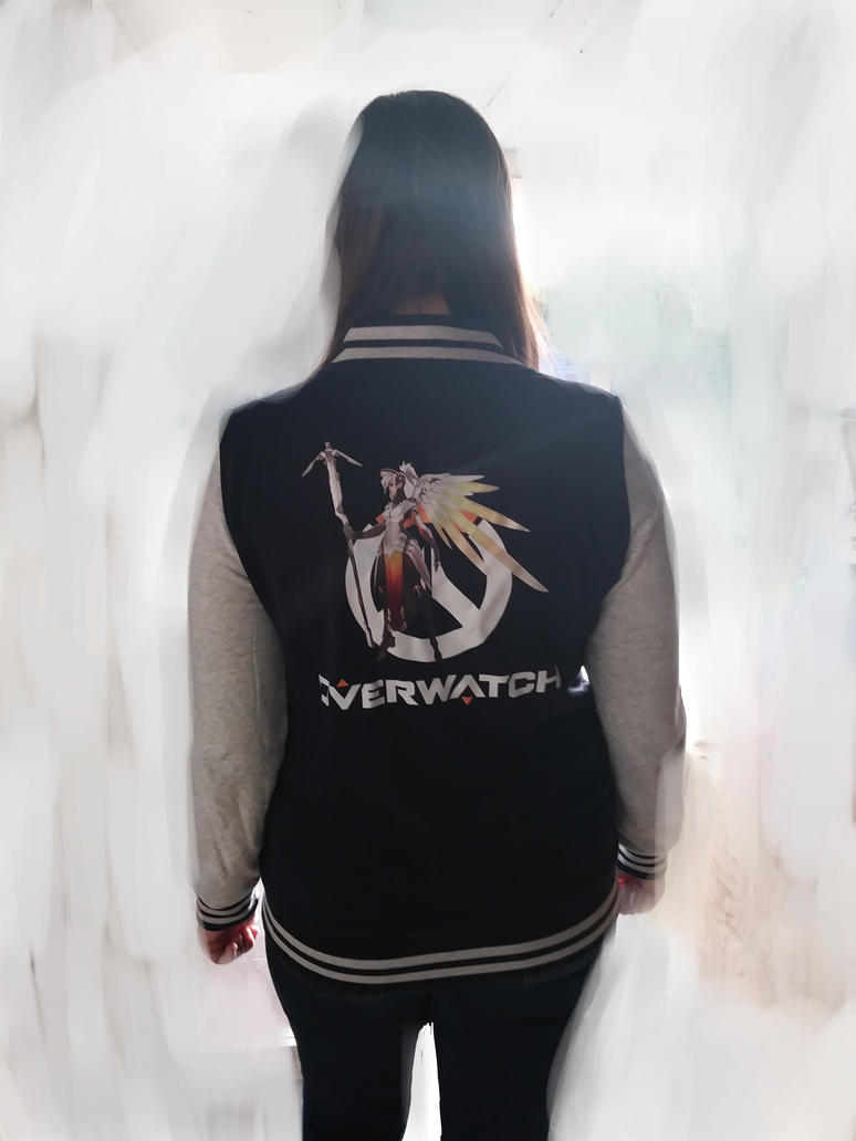 Mercy Main by UnleashaWinterStorm