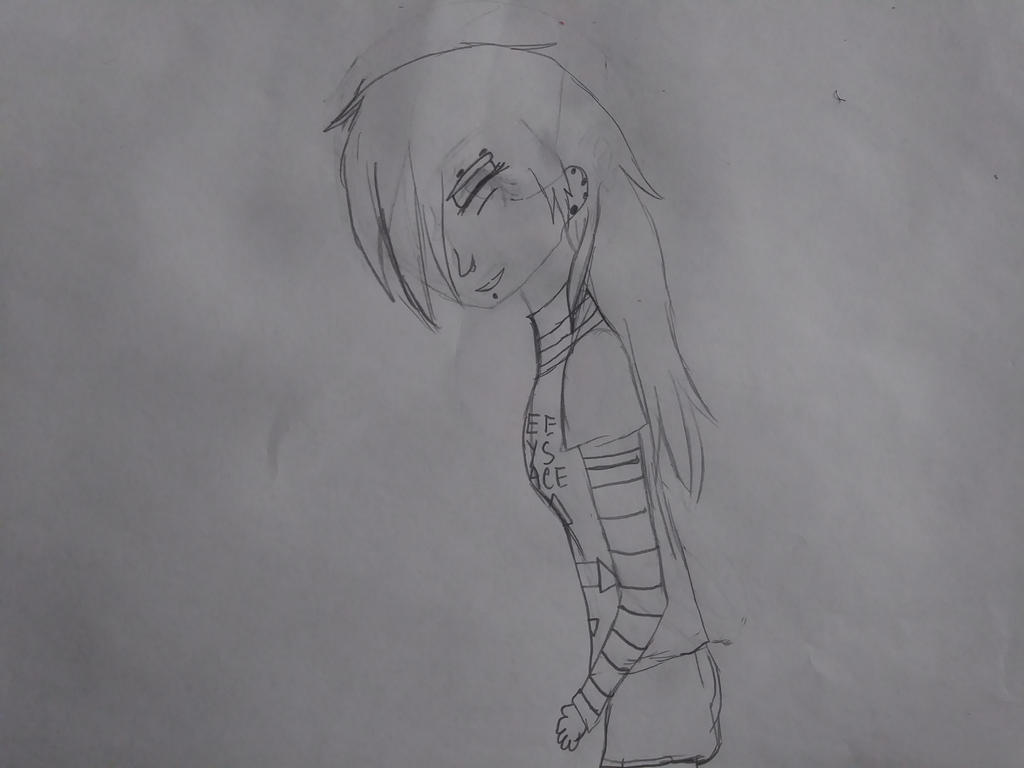 Jordan Saki Sketch by UnleashaWinterStorm