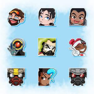 Apex Legends Emotes Set