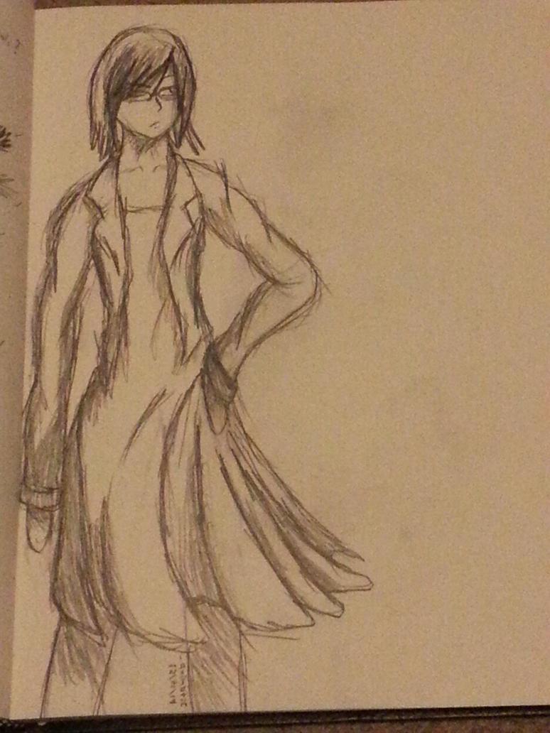 Quick Sketch by SlightPlus
