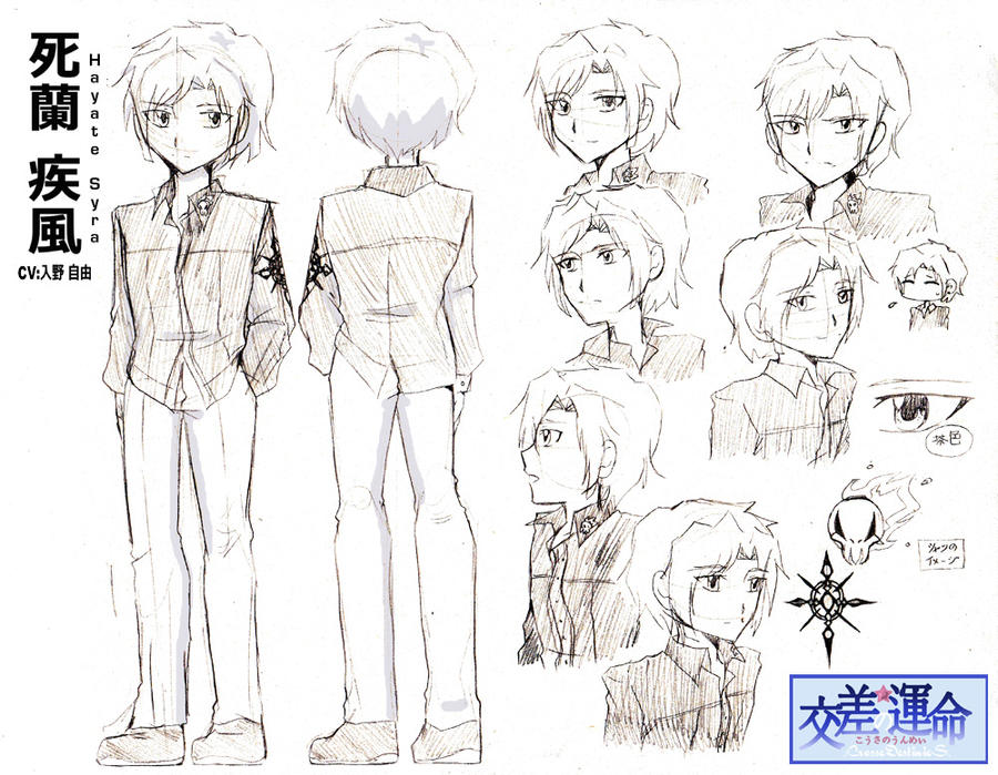 Anime character design sheet character design sheet for Manga character template