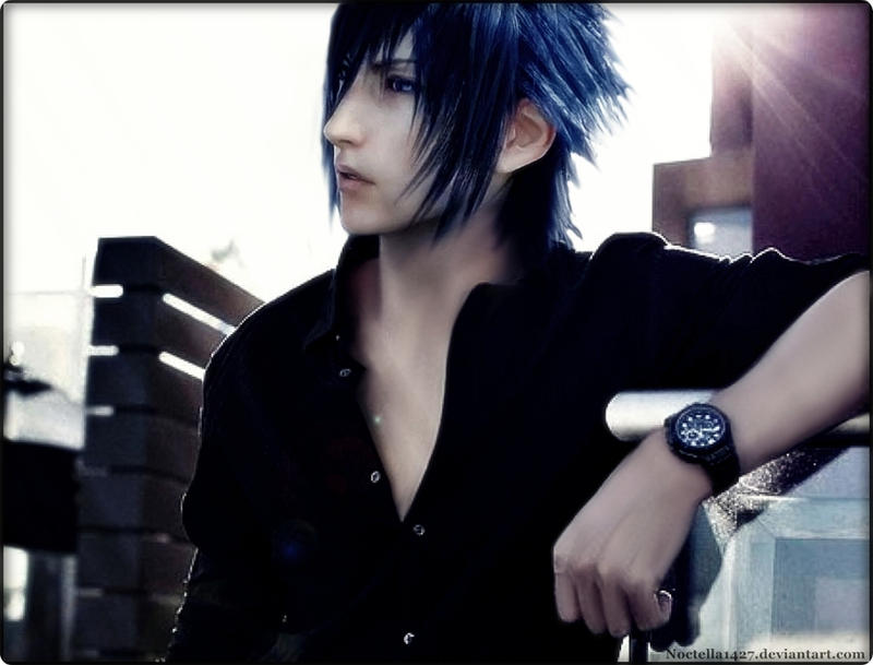 Noctis Version : waiting for you... by Noctella1427