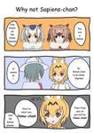 Kemono Friends Manga #1