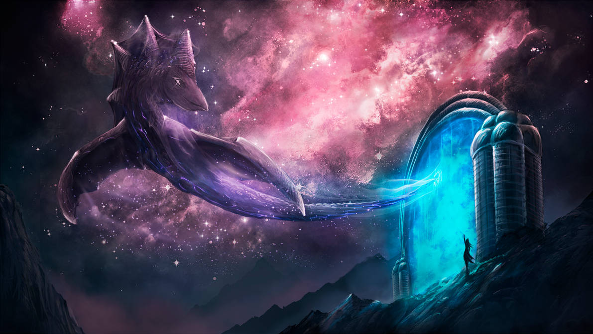 Astral Wyrm by ReFiend