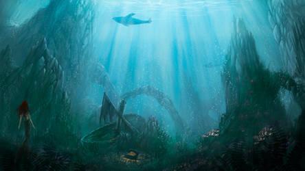 Underwater by ReFiend