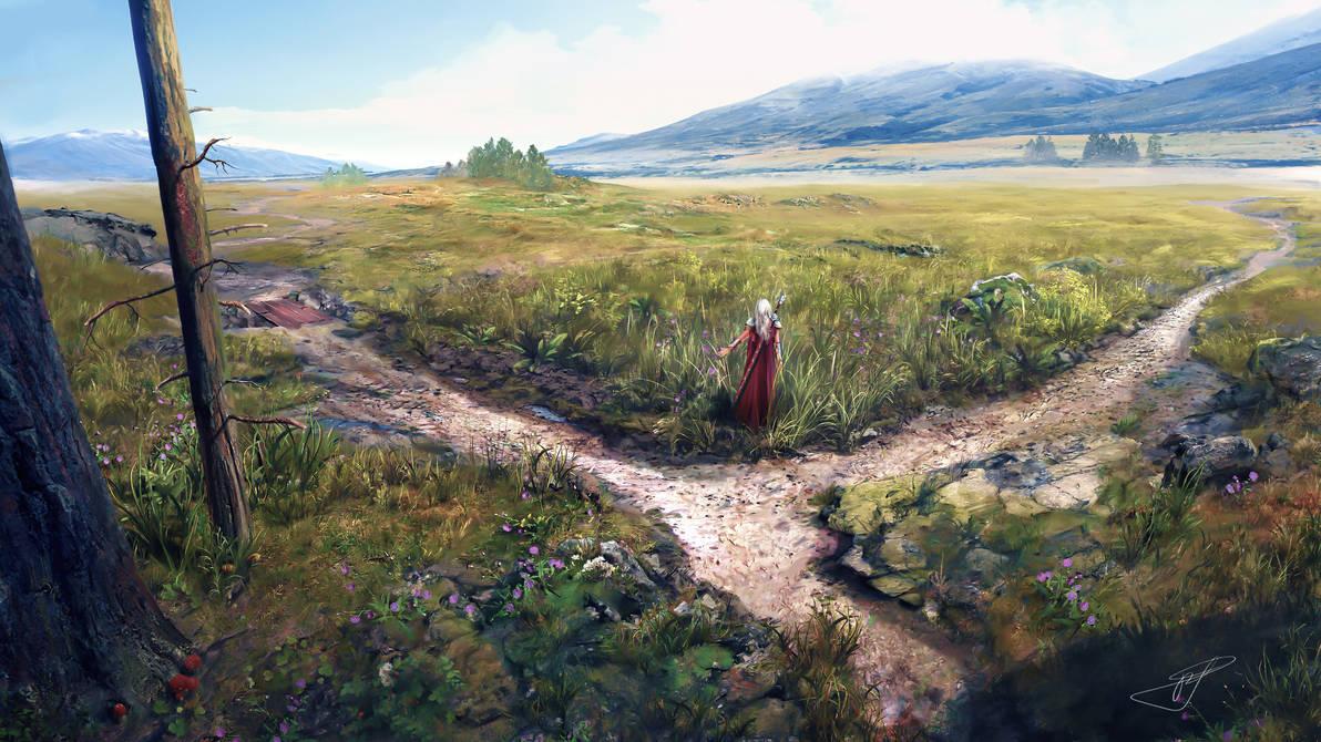 Crossroads by ReFiend