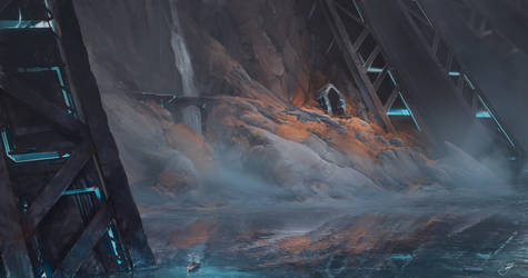 Forgotten shore by ReFiend
