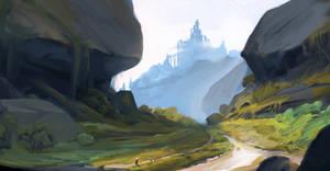 Big stones [Sketch]