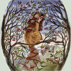 New Year Calendar: Rowan by joan789