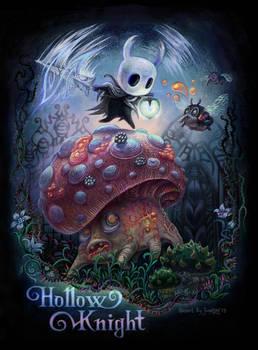 Hollow Knight fan art by joan789