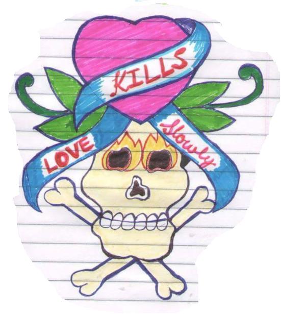 Love kills slowly... by Anubhav-Balodhi