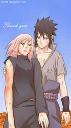 Naruto chapter 685 by Tina32